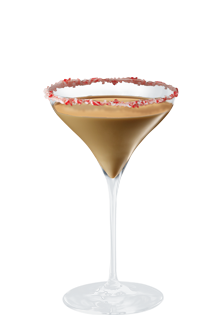 Godiva Peppermint Stick Martini