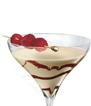 Godiva Chocolate Covered Raspberry Martini
